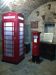 OUr unique telephone photo booth for hire