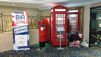 telephone box photo booth hire