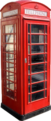 red telephone box photo booth hire Lancashire